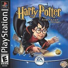 Harry Potter and the Sorcerer's Stone Sony PlayStation 1 Black Label Disc Only