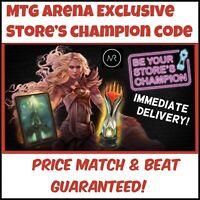 MTG Arena Ikoria Box Preorder Code Trophy Pet, Mana Vault, Sleeves Serra Avatar