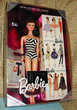 NIB 1993 Barbie 35th Anniversary 1959 Special Edition Reproduction No 1 Barbie