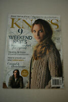 INTERWEAVE KNITS, KNITTING MAGAZINE, SPRING 2018, PROJECTS FOR HIM, SWEATERS
