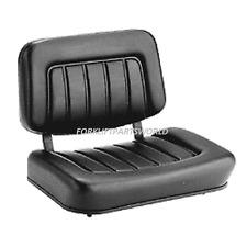CLARK UNIVERSAL FORKLIFT VINYL SEAT ASSEMBLY PARTS 1636267