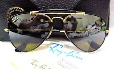 "Ray-Ban USA *NOS Vintage B&L Aviator ""Precious Metals"" Very Rare *TGM Sunglasses"