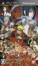 Used PSP Naruto Shippuuden: Narutimate Impact  Japan Import ((Free shipping))