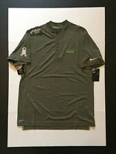 Nike NFL Seattle Seahawks Salute to Service Polo Shirts 2017 STS Mens Size XL