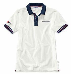 SALE ! Original BMW Yachtsport Polo Shirt Yachting Segeln Sailing XL 80142446732