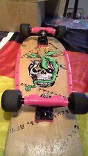 Oldschool Skateboard Deck 80's 90's Mike McGill Bootleg! Selten Rar!