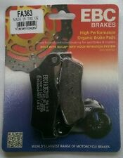 BMW K1300GT (2009 to 2011) EBC Kevlar Organic REAR Brake Pads (FA363) (1 Set)
