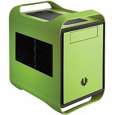 Bitfenix Prodigy Mini-ITX Case Atomic Lime Green Solid Front Panel