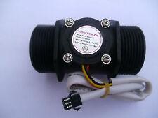 "1.5"" Water Flow Flowmeter Counter Hall Sensor Switch Meter 1-120L/min"