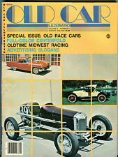 Old Car Illustrated Magazine Winter 1976 Old Race Cars EX 060916jhe