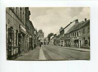 uralte AK Gransee Blick auf die Kirche 1964 //36