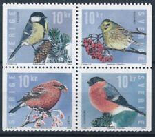 [315143] Sweden 2004 Birds good set of stamps very fine MNH