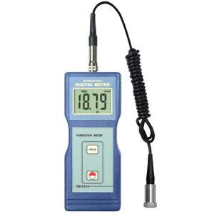 H●LANDTEK VM-6310 Vibration Meter Accuracy Vibrometer Gauge 0.01~199.9mm/s