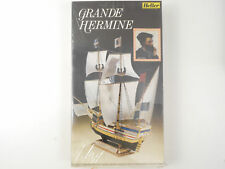 Heller 841 Segelschiff La Grande Hermine 1/150 Kit NEU! OVP 1606-10-79