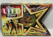 Hasbro The Game of Life Money and Asset Board Game, Fame Ed.
