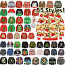 Mens Womens UGLY Christmas Sweater President Trump Hoodies Knitted Pullover Top