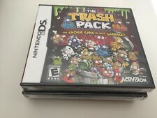 Trash Pack (Nintendo DS, 2012) DS NEW