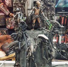 Alien V Predator Artist Signed 1/1 One Of A Kind