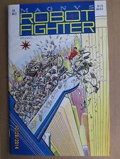 1991 VALIANT COMICS MAGNUS ROBOT FIGHTER #2 WITHOUT COUPON