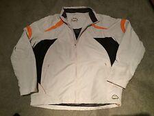 Crane Sports Trainingsjacke Jacke Sportjacke Weste 2in1 Gr. XL