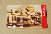 TIM HORTONS GIFT CARD EST 1964 NEW 4 AVAILABLE FREE SHIPPING