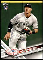 Aaron Judge 2017 Topps Team Sets 5X7 New York Yankees #NYY-16 RC /99 Yankees