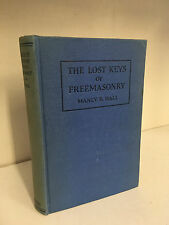 C11 The Lost Keys Of Freemasonry Manly P. Hall 1942