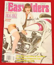 EasyRiders Magazine #221 November 1991 David Mann Centerfold NEW Condition