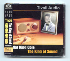 "Nat King Cole ""The King of Sound"" Tivoli Audio DSD Hybrid SACD Made in Germany"