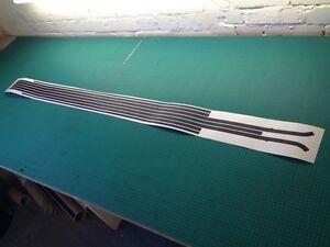 MK2 Golf GTI Swage Line Decals, VW *NEW* Sticker