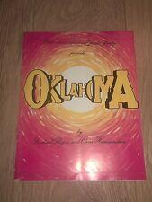 "BIRKENHEAD AMATEUR OPERATIC "" OKLAHOMA "" ROYAL COURT LIVERPOOL 1967 PROGRAMME"