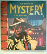 The History of Mystery by Max allan Collins (Illustrated)