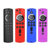 """Remote Case Proof Voice Silicone Control Anti Slip For Amazon Fire TV Stick 5.6"""""""