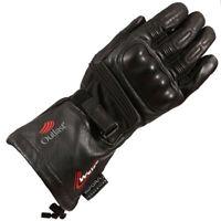 Weise Outlast Diablo Gloves Black Waterproof Motorcycle Gloves NEW RRP £109.99!!