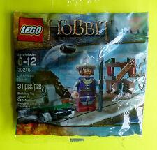 Lego 30216 Herr der Ringe Der Hobbit Lake Town Guard Polybag Neu Ovp