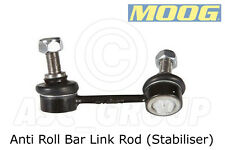 MOOG Front Axle Left - Anti Roll Bar Link Rod (Stabiliser) - KI-LS-13255