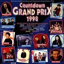 Grand prix 1998-compte à rebours Diana & vent, roses fier, Fokker, Maria perzil, sharon