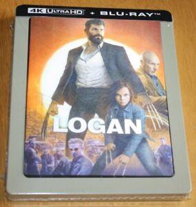 LOGAN - Ltd. Edition Lenticular Steelbook 4K UHD + Blu-ray deutsch / NEU & OVP