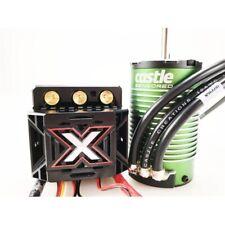 Castle MAMBA Monster X 1/8 Brushless Combo 2200KV Motor Sensored - 010-0145-03