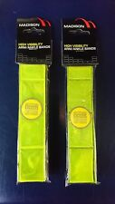Madison Reflective High Visibility Safety Arm & Ankle Bands x 4