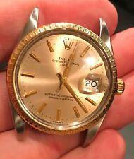 Rolex 18K Gold/Steel Perpetual Date 15053