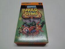 Marvel Super Heroes War of the Gems Nintendo Super Famicom Japan NEW