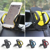 Universal Car SUV CD Slot Mobile Phone GPS Sat Nav Stand Holder Mount Cradle SPM