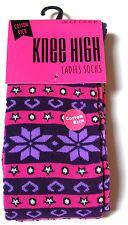 Markenlose Damen-Socken & -Strümpfe aus Baumwollmischung