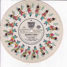 MARMITTONE! Aldo Pagani 45 - Flexi Picture Disc