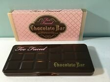 Too Faced Chocolate Bar Eye Shadow Collection - 16 Colors - Authentic, NEW