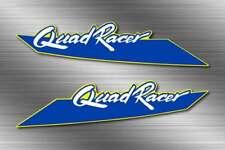 1989 suzuki Front Fender 2pc LT250R, LT250 250 quad racer Decal sticker graphics