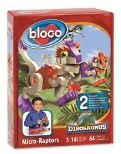 Bloco Construction Toy - Mirco-Raptors