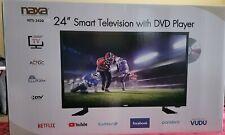 "24"" Naxa 12 Volt AC/DC LED Smart HDTV with DVD Player, USB and HDMI (NTS-2420)"