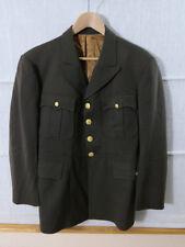 #c17 original US officers Service Class a uniform 40r Jacket Brown mogli